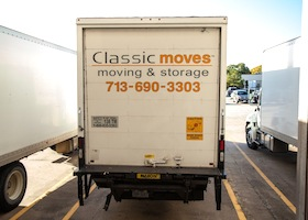 Classic Moves' Truck