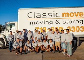 Classic Moves team photo