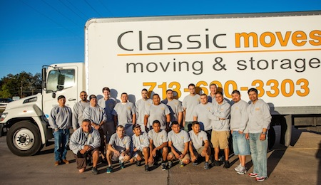 The Classic Moves team
