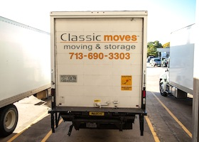 Classic Moves truck